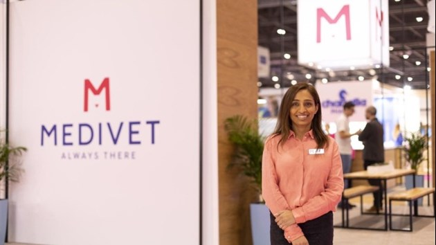 Branch Partner Reena at show